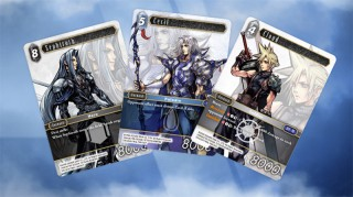 Introducción a Final Fantasy Trading Card