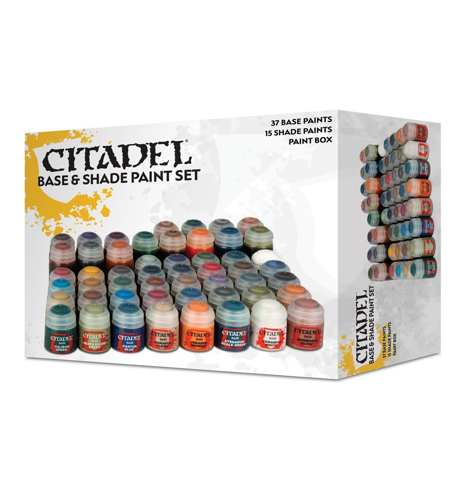 Citadel Base & Shade Paint Set