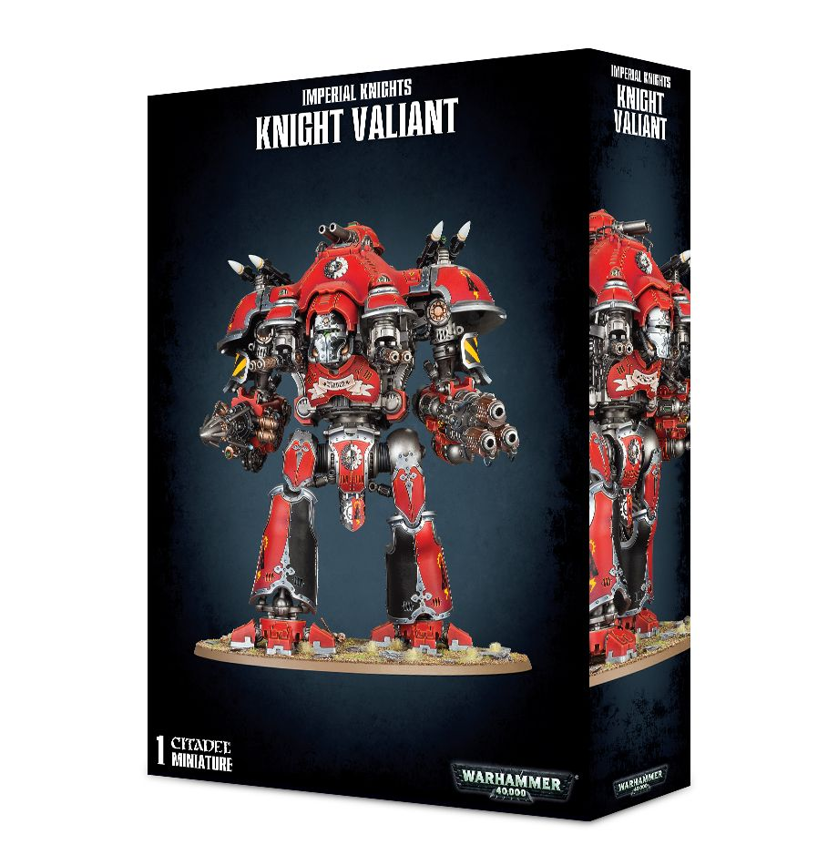 Knight CastellanKnight Valiant