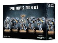 SPACE WOLVES LONG FANGS