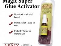 Magic Super Glue Activator