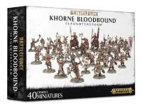 B/FORCE:KHORNE BLOODBOUND SLAUGHTERSTORM