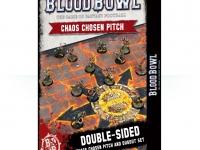 Blood Bowl Chaos Chosen Pitch & Dugout