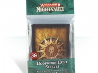Fundas de cartas para Warhammer Underworlds: Nightvault - Cazadores divinos jurados