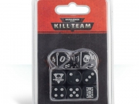 Dados Deathwatch para Kill Team