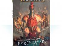 Battletome: Fyreslayers (Hardback) (Inglés)