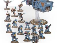 Battleforce Space Wolves Talons of Morkai