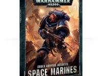 Codex: Space Marines (Hardback) (castellano)