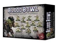 BLOOD BOWL Scarcrag Snivellers equipo goblin