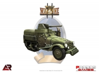 Mule Armoured Carrier