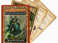 Warhammer: Magia de Batalla Elfos Silvanos