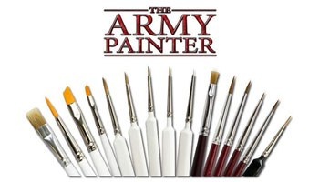 pinceles army painter