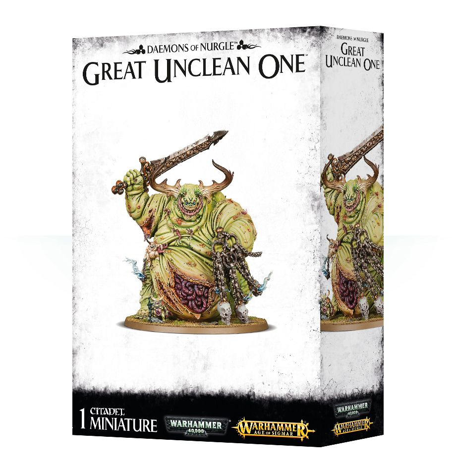 Great Unclean One - Gran Inmundicia