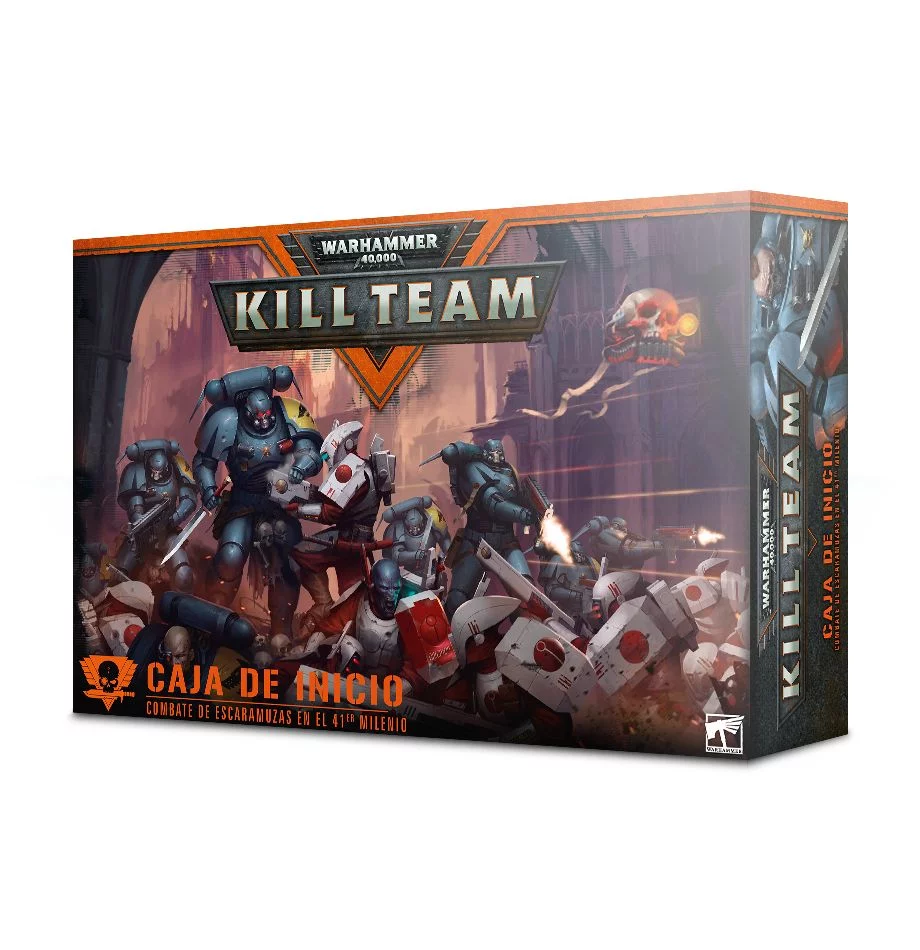 Warhammer  40,000: Kill Team Starter Set 2 (español)