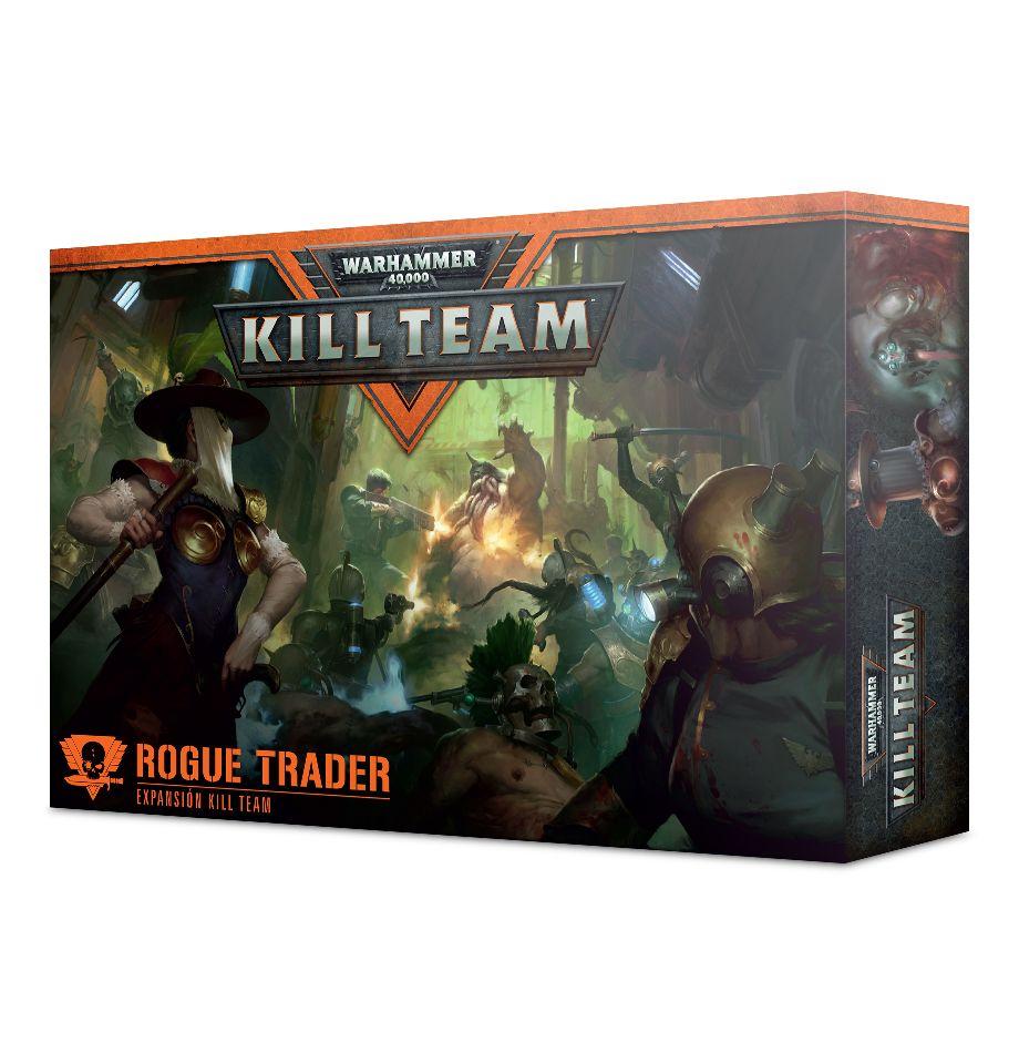 Kill Team: Rogue Trader (castellano)