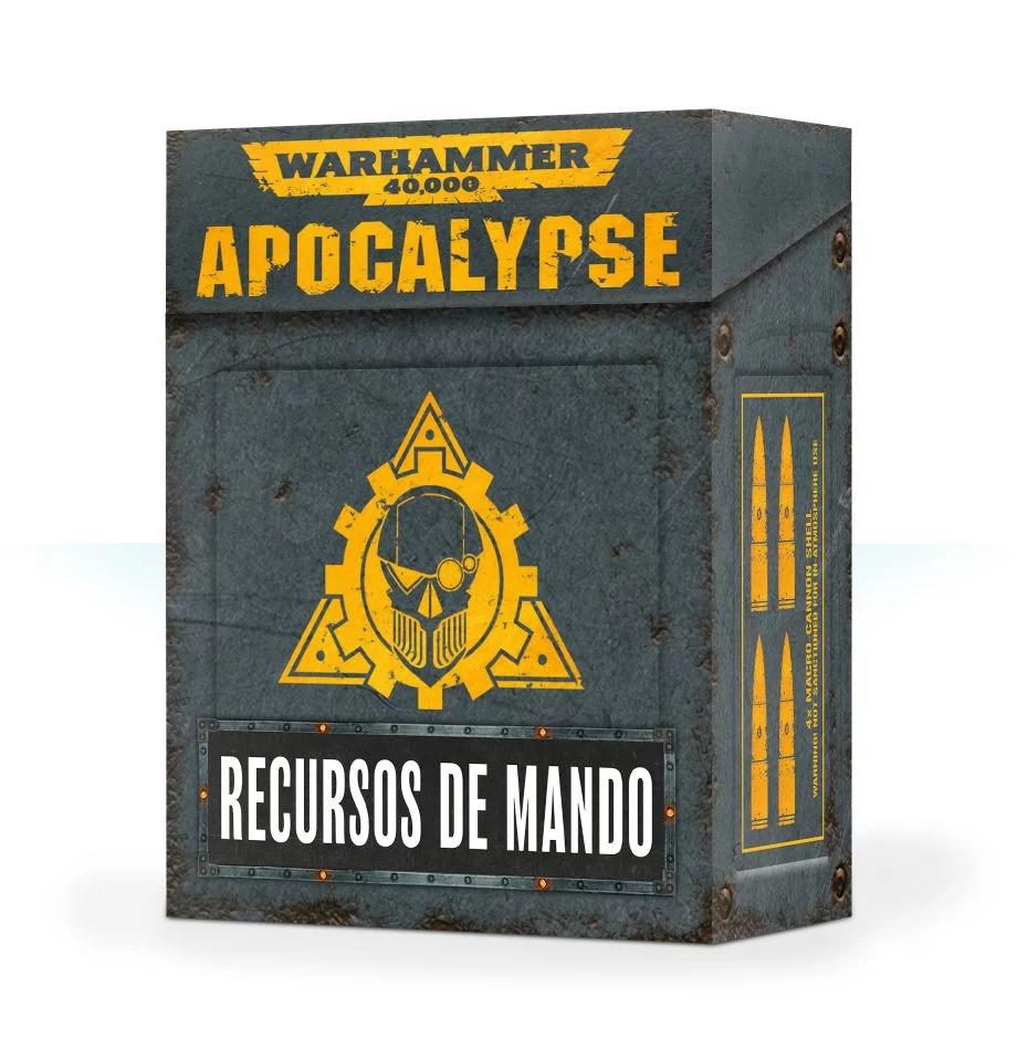 Ventajas de mando de Apocalypse