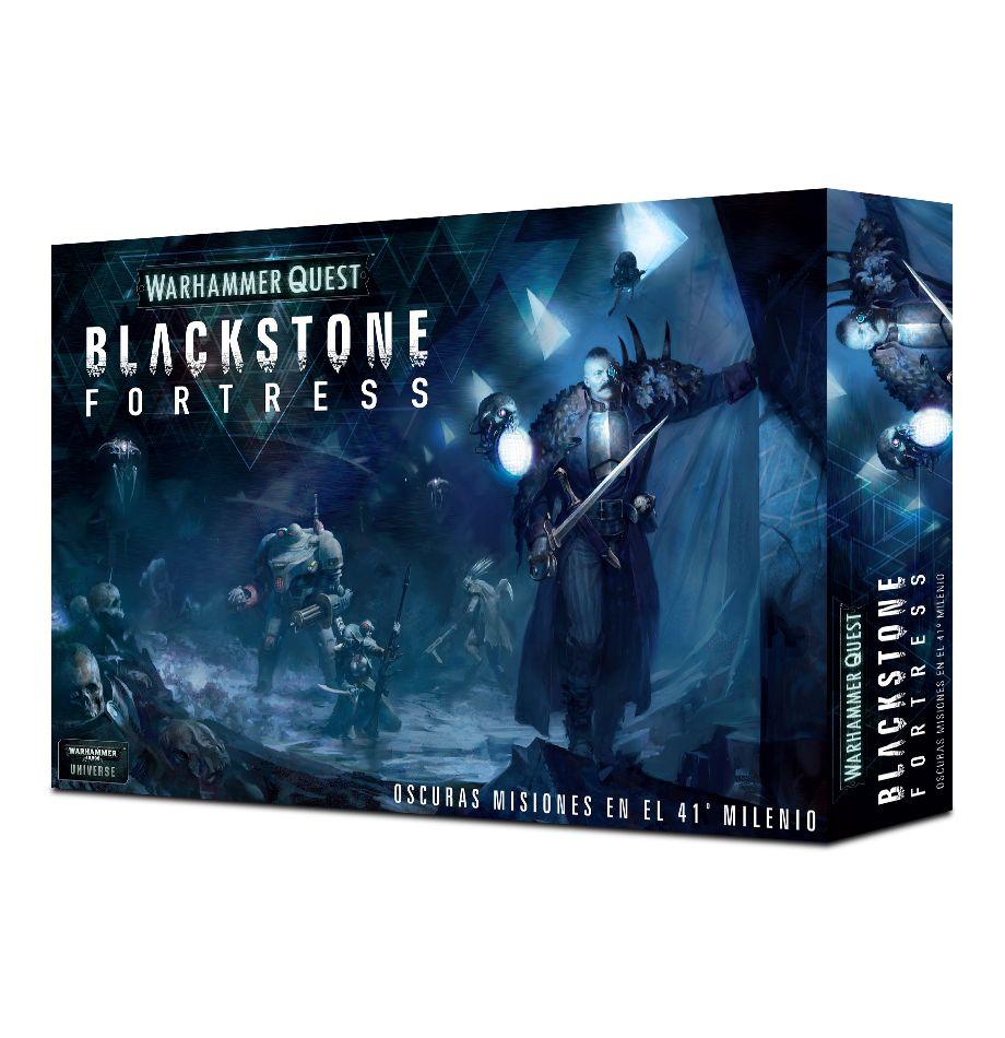 Warhammer Quest: Blackstone Fortress (inglés)