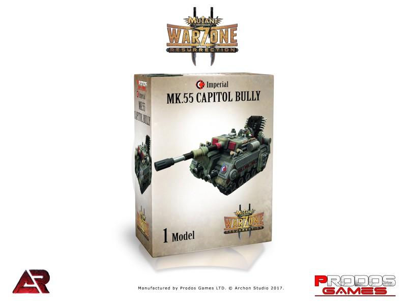 Warzone : CAPITOL BULLY
