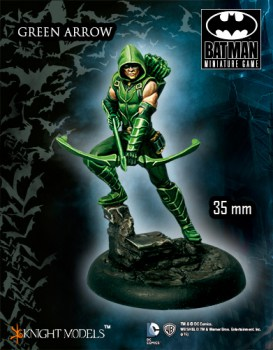 K35DC001-Green-Arrow-Bmg