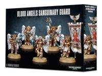 BLOOD ANGELS SANGUINARY GUARD - GUARDIA SANGUINARIA
