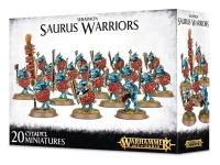 SERAPHON SAURUS WARRIORS