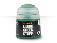 liquid green stuff - Masilla verde liquida
