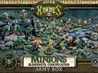Blindwater Theme Army Box (resin/metal/plastic)