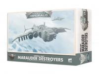 Marauder Destroyers de la Marina Imperial