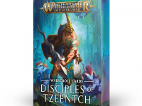 Cartas de hoja de unidad: Disciples of Tzeentch