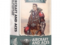 Aeronautica Imperialis: Aircraft and Aces – Astra Militarum and Imperial Navy Cards (Inglés)