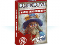 Blood Bowl Match Inducements (Inglés)