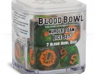 Dados de equipo Nurgle de Blood Bowl