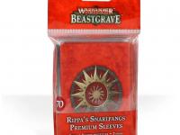 Warhammer Underworlds: Beastgrave - Fundas premium Colmibramantes de Rippa