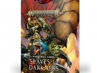 Cartas de hojas de unidad: Slaves to Darkness