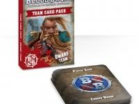 Blood Bowl Team Card Pack – Dwarves