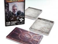 Cartas de táctica de banda Van Saar