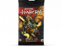 Warcry: pack de cartas de Slaves to Darkness