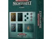 Warhammer Underworlds: Nightvault - Tapete
