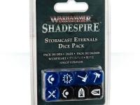 Warhammer Underworlds: Shadespire - Dados de los Stormcast Eternals