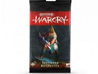 Warcry: pack de cartas de Tzeentch Arcanites