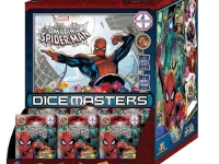 THE AMAZING SPIDER-MAN Caja Sobres - Dice Master, INGLES