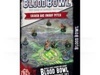 Blood Bowl Campo Skaven y Enano