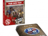 Blood Bowl Old World Alliance Team Card Pack (Inglés)