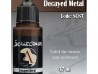 DECAYED METAL 17ml