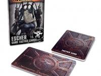 Necromunda: Escher Gang Tactics Cards (Inglés)