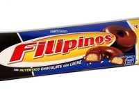 Filipinos chocolate con leche