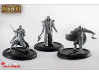 Mutant Chronicles RPG Models Bauhaus Set
