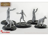 Corporate Agents RPG  Set