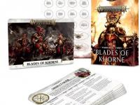 Tarjetas de hoja de unidad: Blades of Khorne