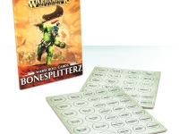 Warscroll Cards: Bonesplitterz (castellano)